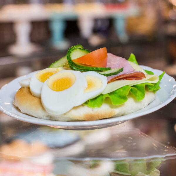Ägg-macka
